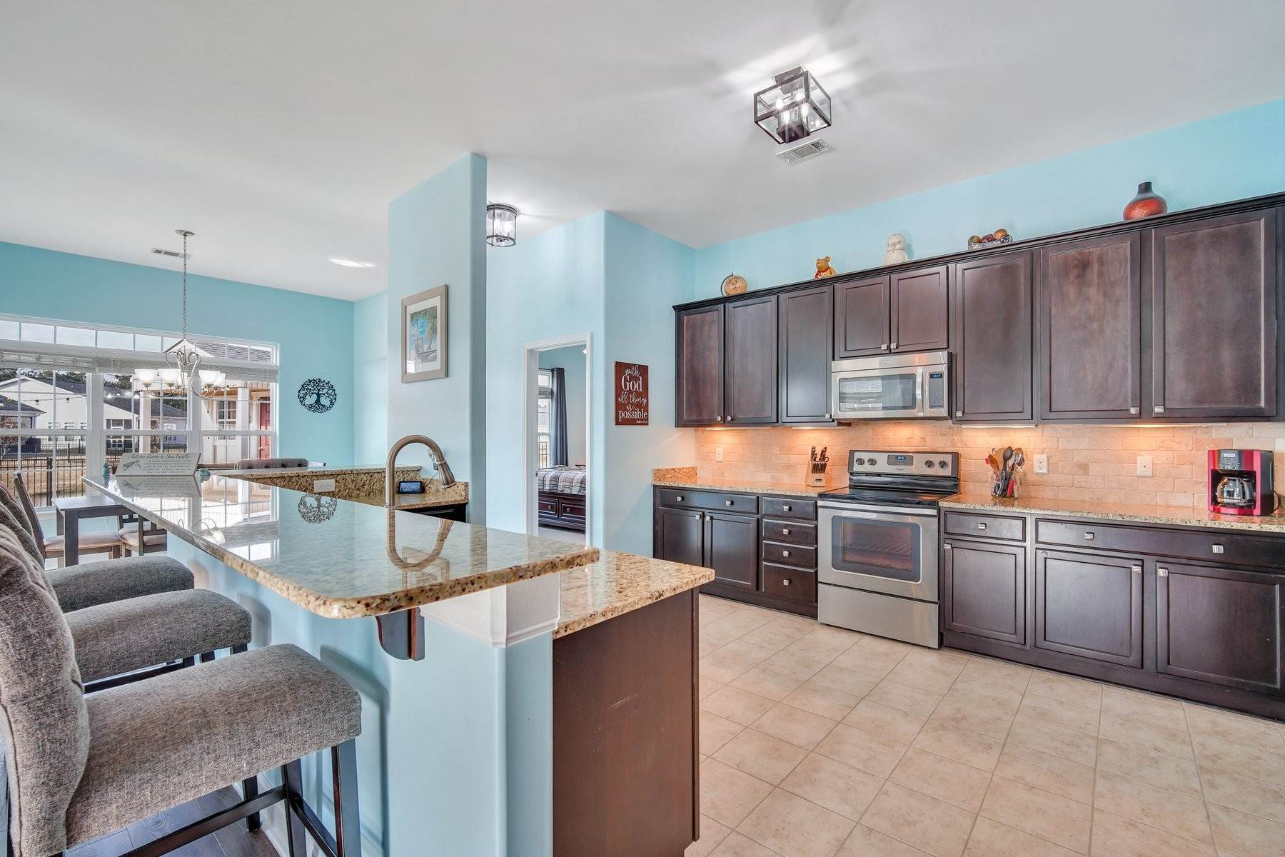 11. Single Family Homes for Sale at May Model in Hearthstone Lake 749 Hearthstone Drive Ridgeland, South Carolina 29936 United States