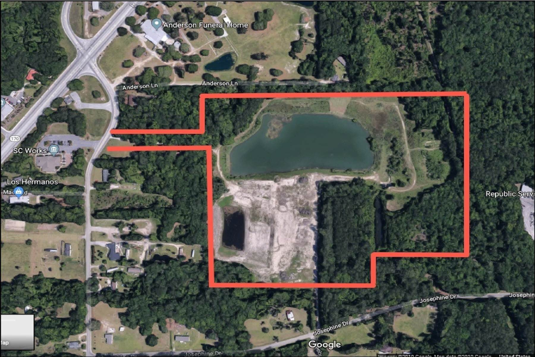 Land for Sale at Castle Rock Road Port Royal, South Carolina 29935 United States