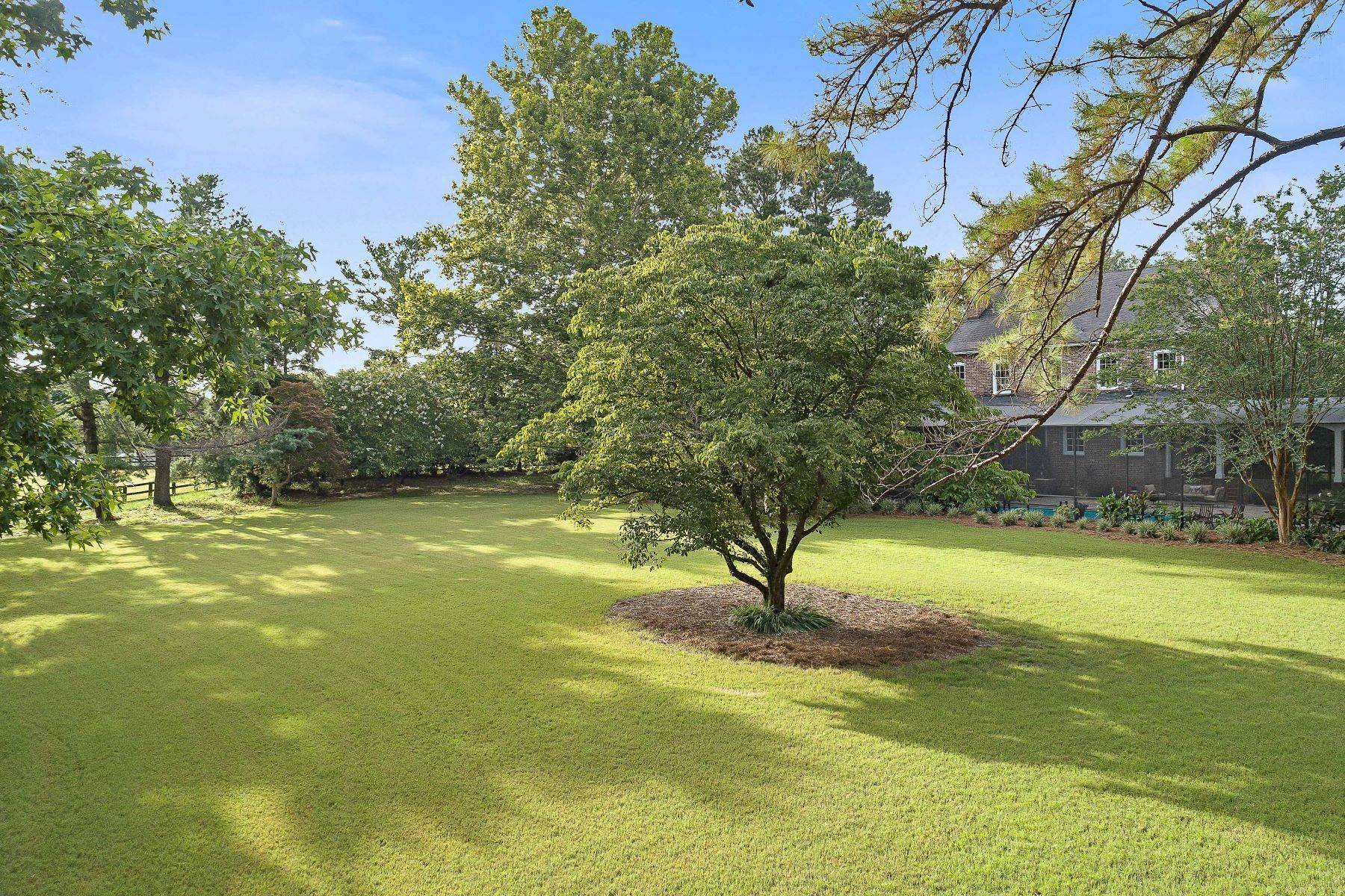 35. Farm and Ranch Properties for Sale at Private Equestrian Estate on 26+ acres 695 Honey Ridge Guyton, Georgia 31312 United States