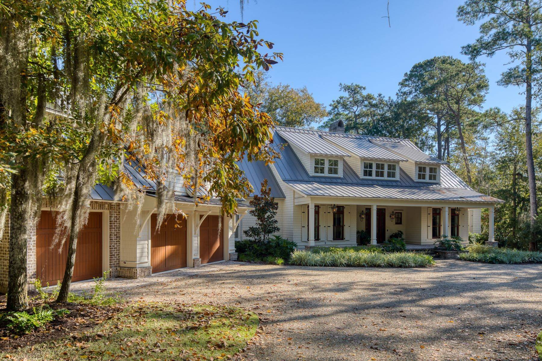 Single Family Homes for Sale at 133 Mount Pelia Road Bluffton, South Carolina 29910 United States