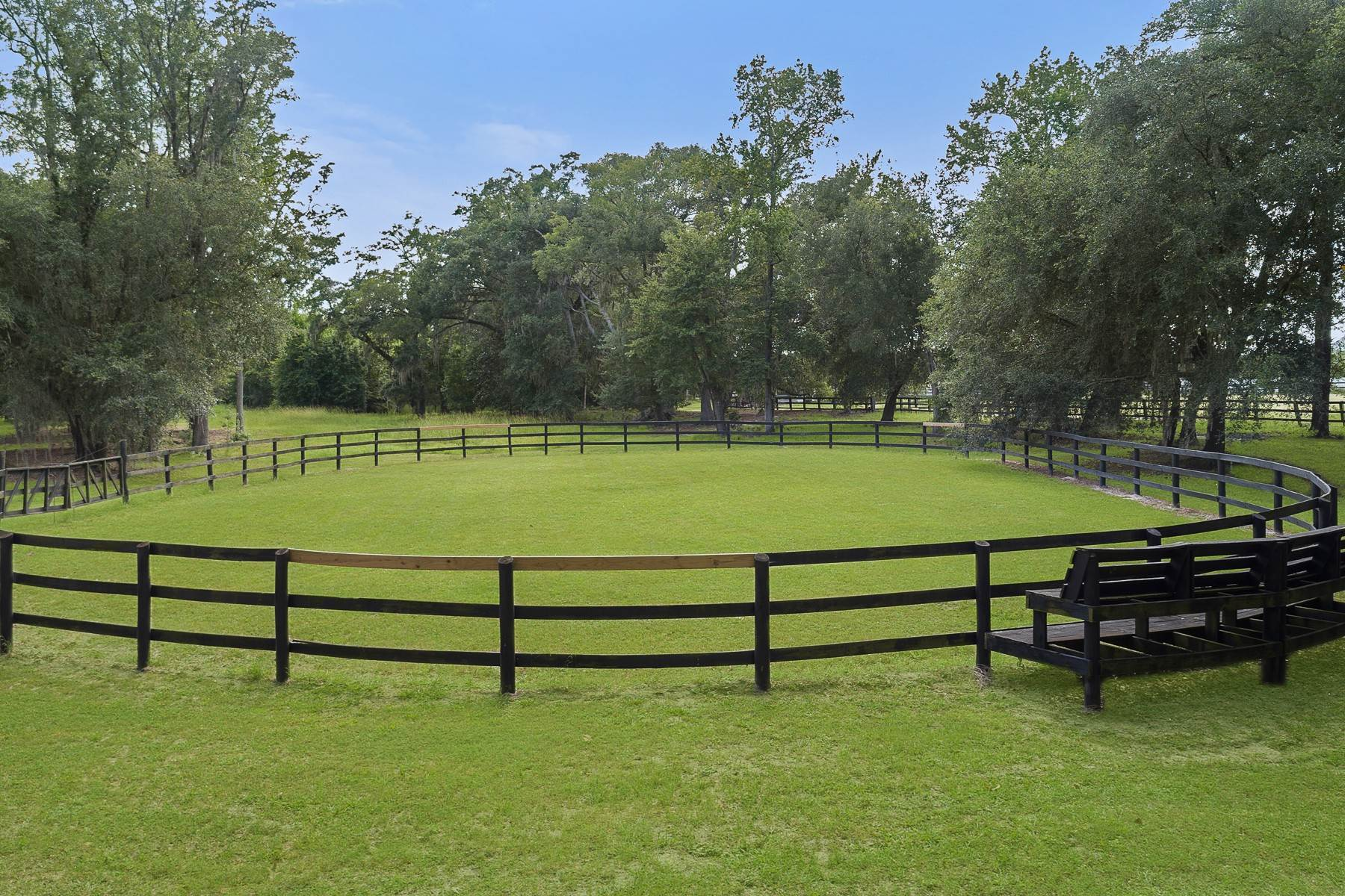 45. Farm and Ranch Properties for Sale at Private Equestrian Estate on 26+ acres 695 Honey Ridge Guyton, Georgia 31312 United States
