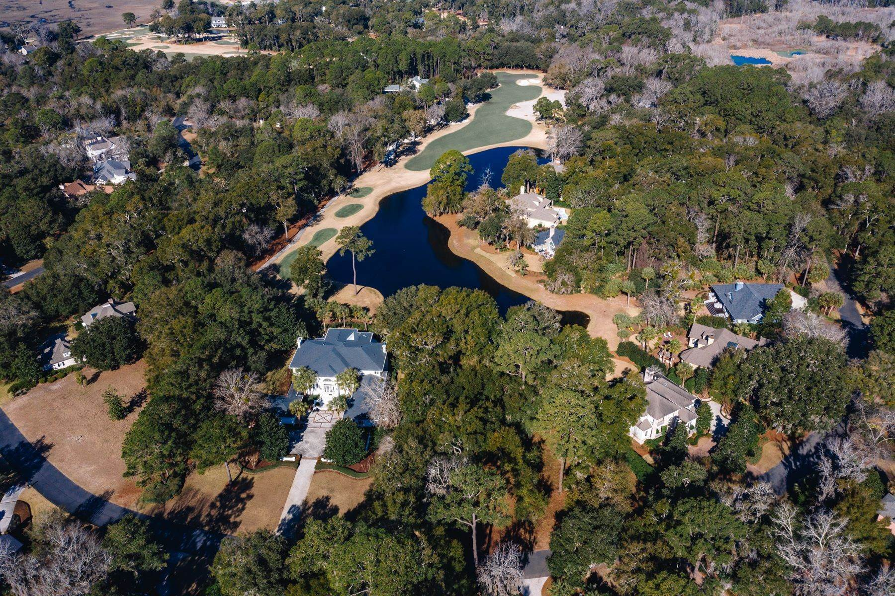11. Land for Sale at Lagoon View 15 Hampton Lane Bluffton, South Carolina 29910 United States