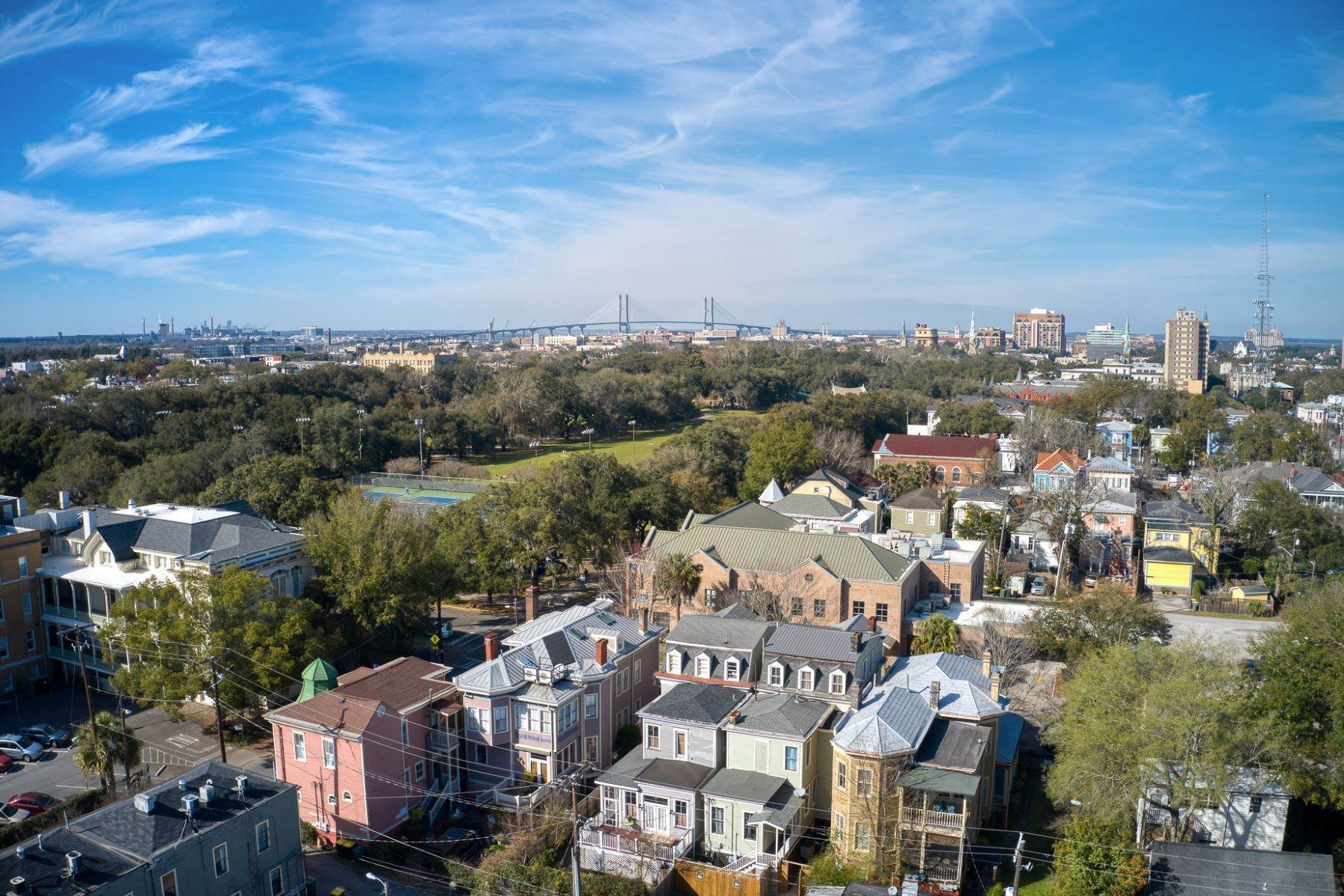 17. Property for Sale at Stunning Six Unit Victorian Apartment Building Near Forsyth Park 109 E Duffy Street Savannah, Georgia 31401 United States