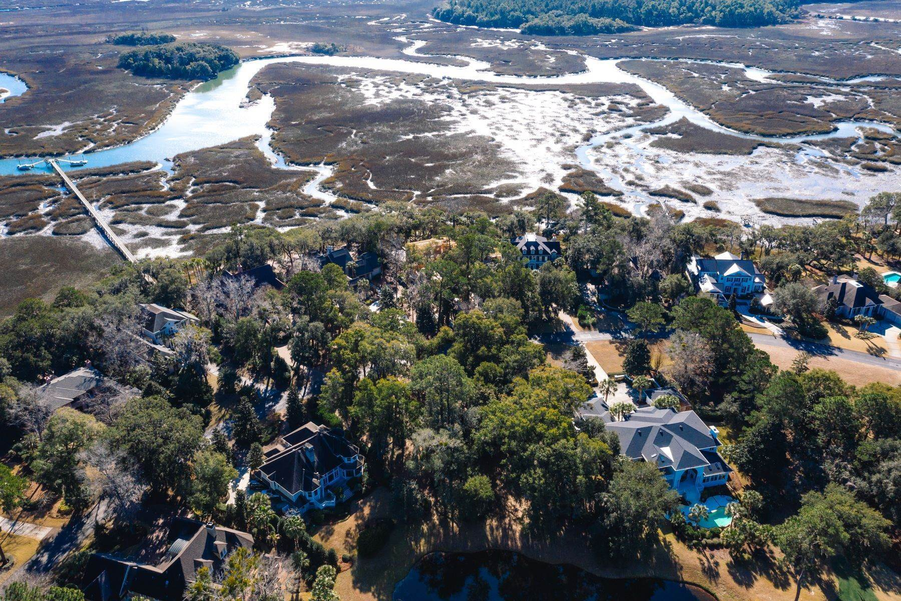 14. Land for Sale at Lagoon View 15 Hampton Lane Bluffton, South Carolina 29910 United States