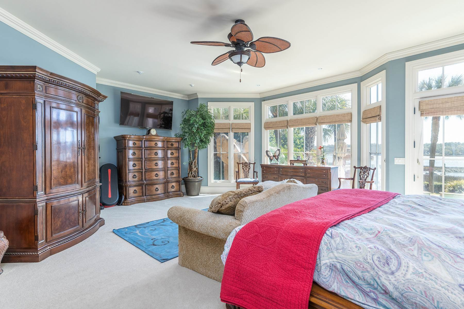 21. Single Family Homes for Sale at Widewater Waterfront Luxury 30 Widewater Road Hilton Head Island, South Carolina 29926 United States