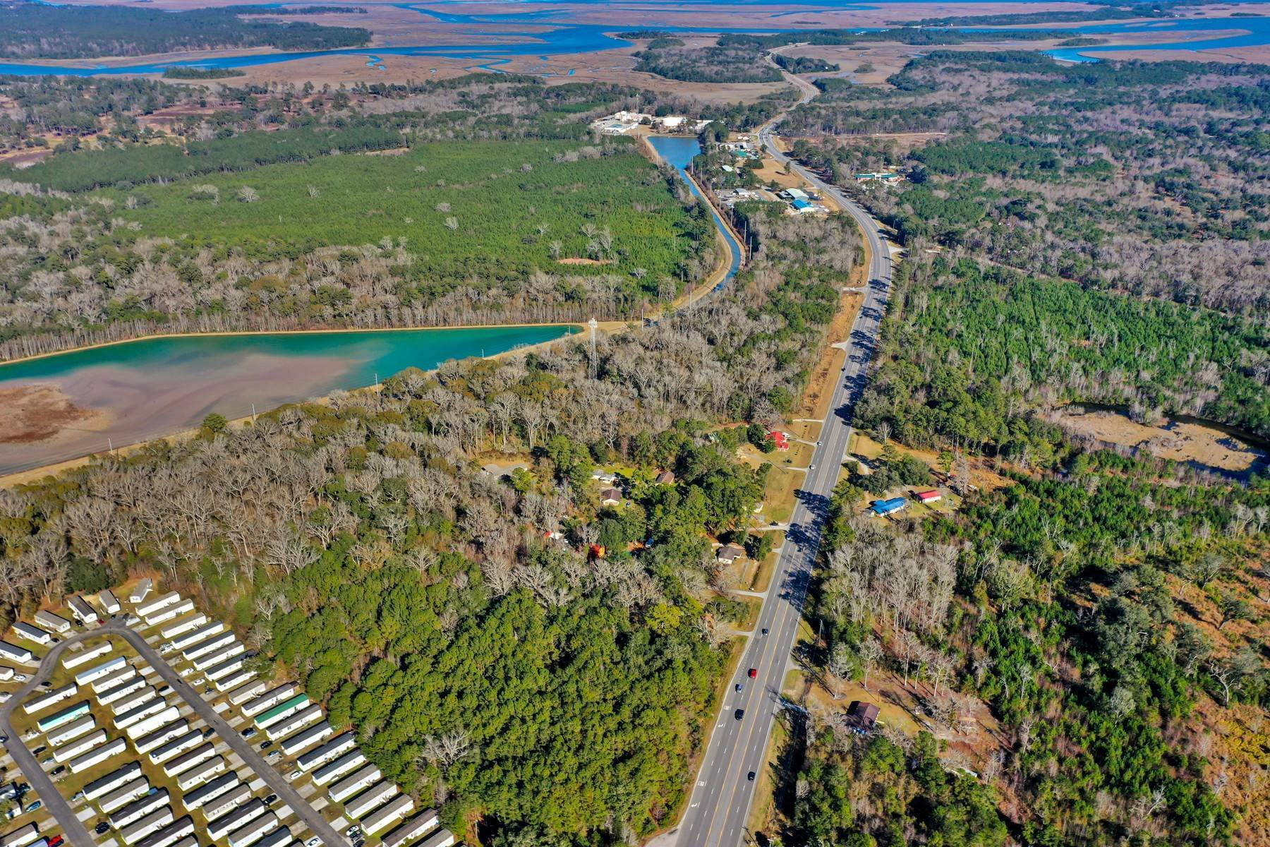 Land for Sale at N Okatie Highway N. Okatie Highway Okatie, South Carolina 29909 United States