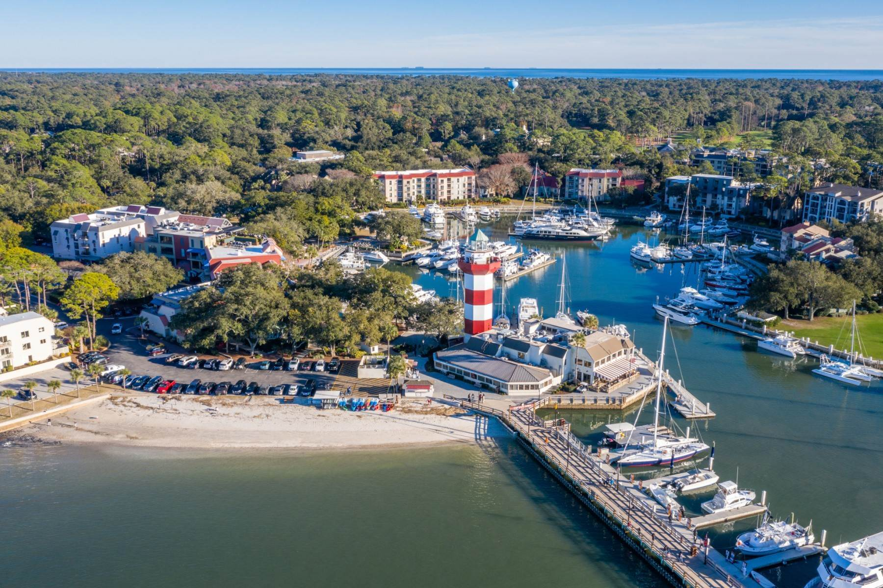 4. Property for Sale at Harbour Town Boat Slip 26 Harbour Town Yacht Basin Hilton Head Island, South Carolina 29928 United States