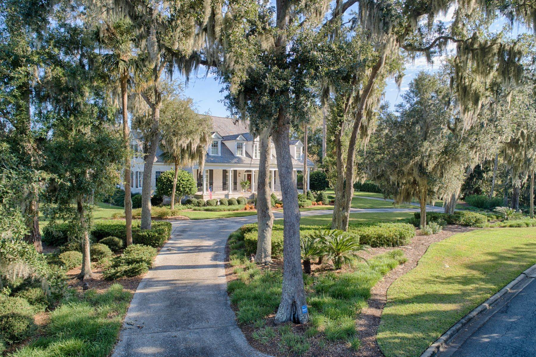 2. Single Family Homes for Sale at 108 Modena Island Drive Skidaway Island, Georgia 31411 United States