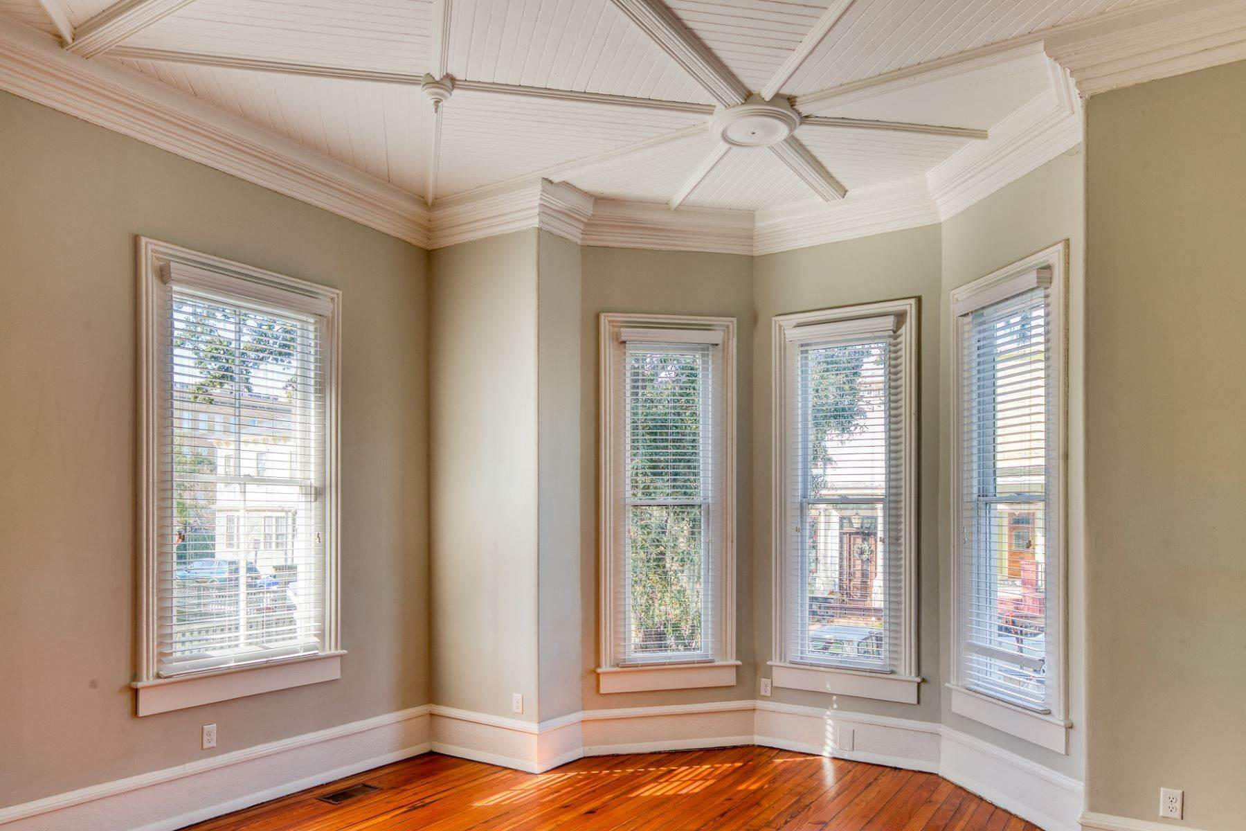 8. Property for Sale at Stunning Six Unit Victorian Apartment Building Near Forsyth Park 109 E Duffy Street Savannah, Georgia 31401 United States