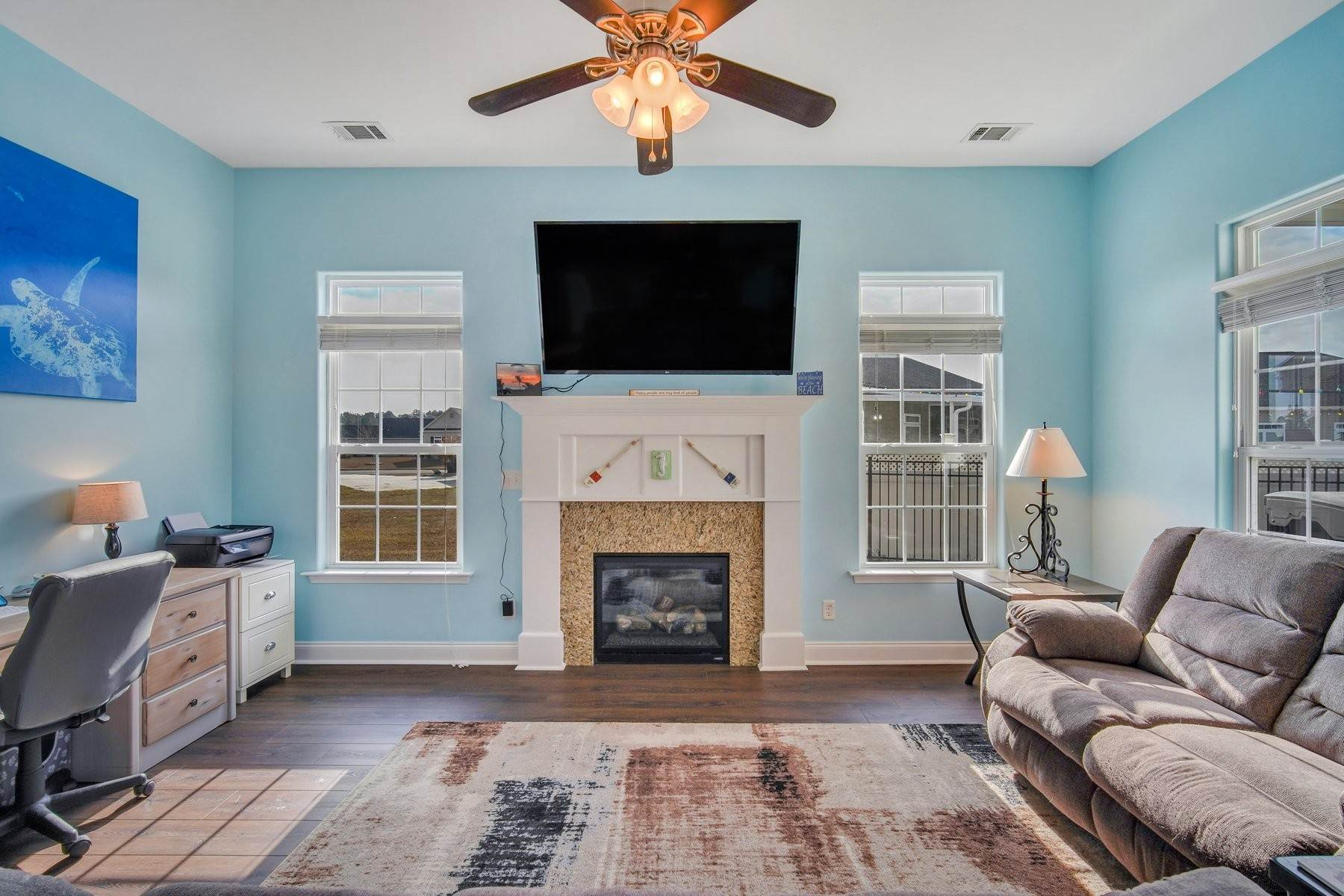 9. Single Family Homes for Sale at May Model in Hearthstone Lake 749 Hearthstone Drive Ridgeland, South Carolina 29936 United States