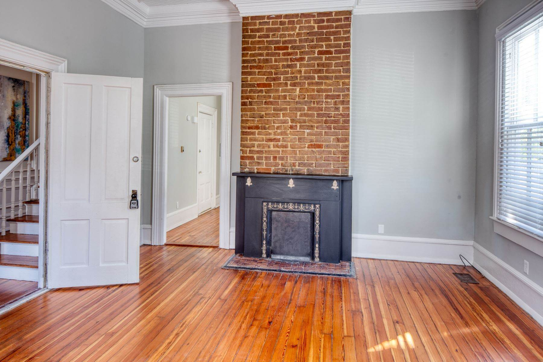 7. Property for Sale at Stunning Six Unit Victorian Apartment Building Near Forsyth Park 109 E Duffy Street Savannah, Georgia 31401 United States