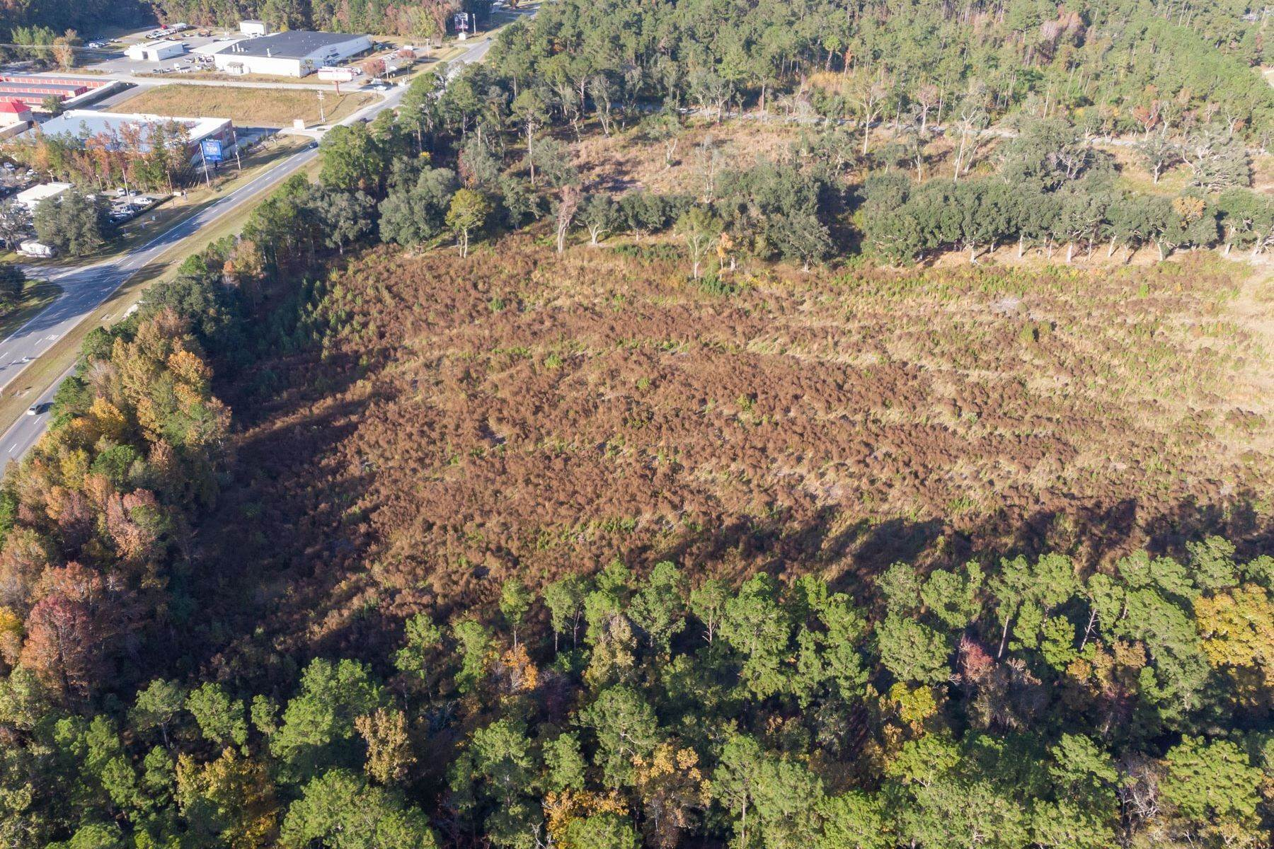 Land for Sale at 1691 Okatie Highway Okatie, South Carolina 29909 United States