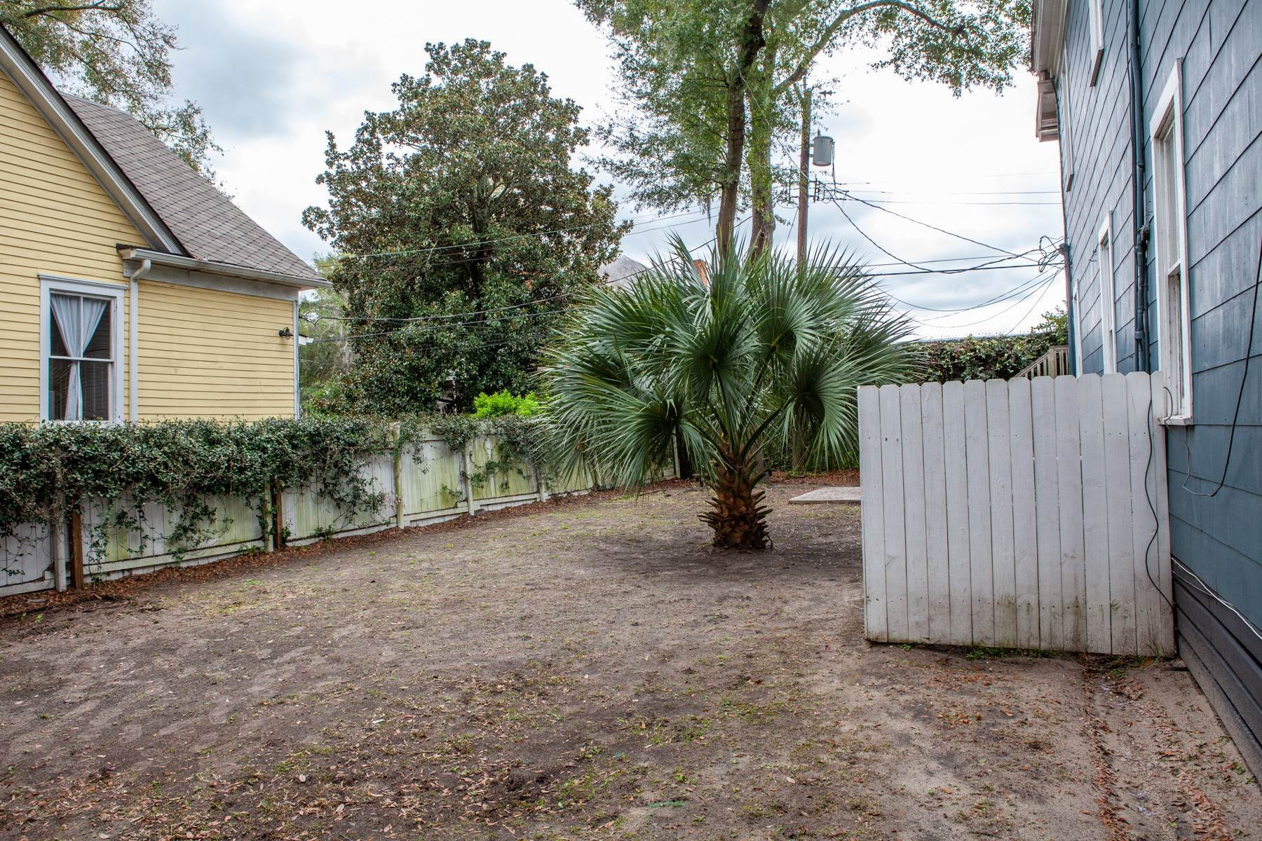 Land for Sale at Buildable Lot in Starland District 211 W 41st Street Savannah, Georgia 31401 United States