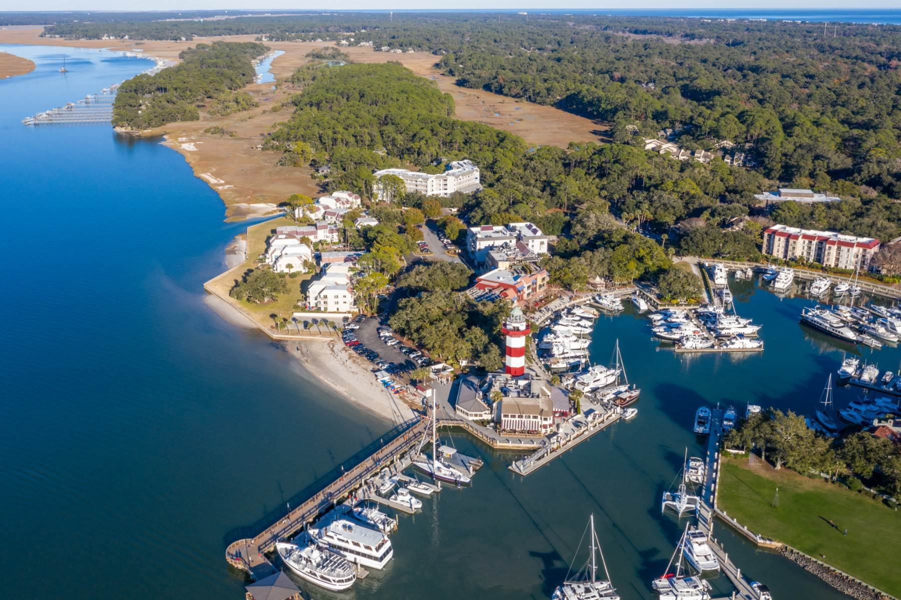 Property for Sale at Harbour Town Boat Slip 26 Harbour Town Yacht Basin Hilton Head Island, South Carolina 29928 United States