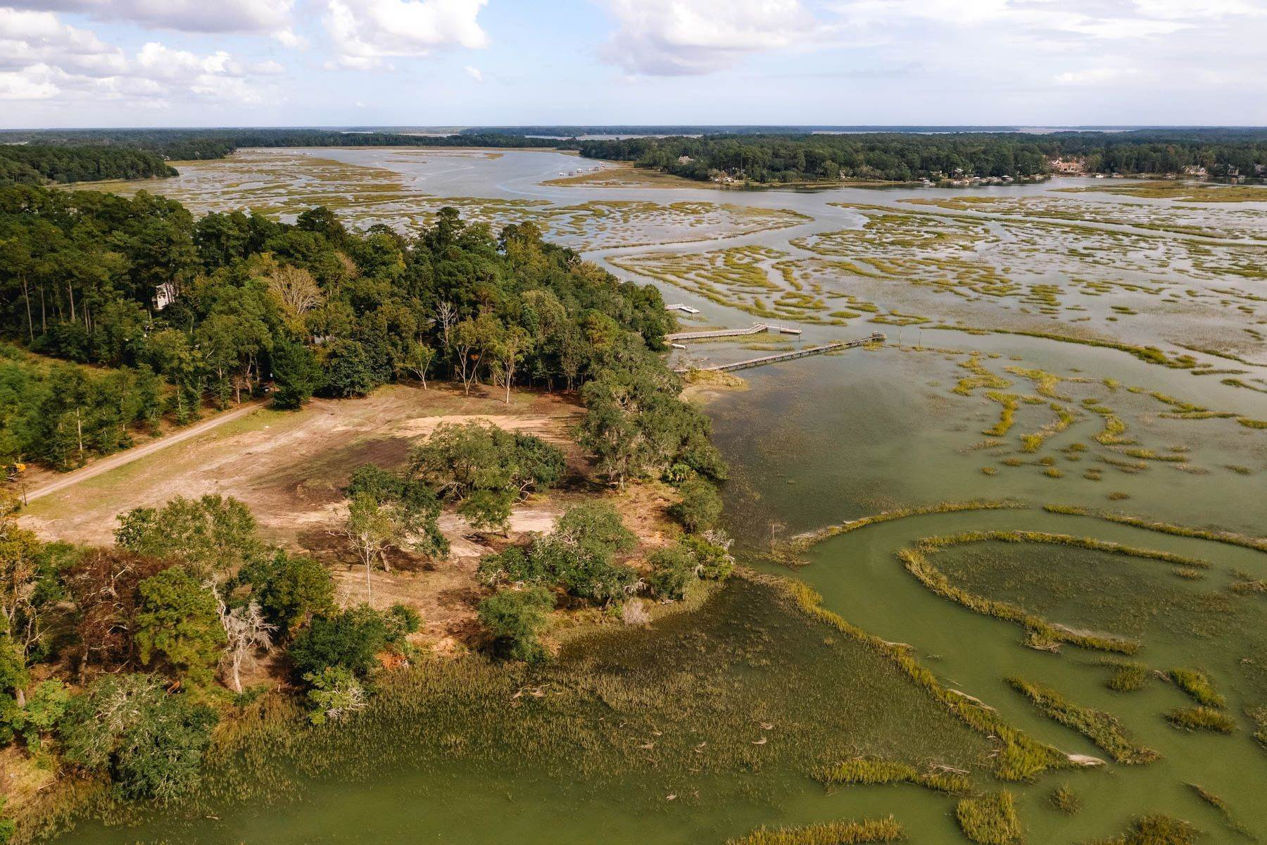 8. Land for Sale at 167 Cherry Point Road Bluffton, South Carolina 29910 United States