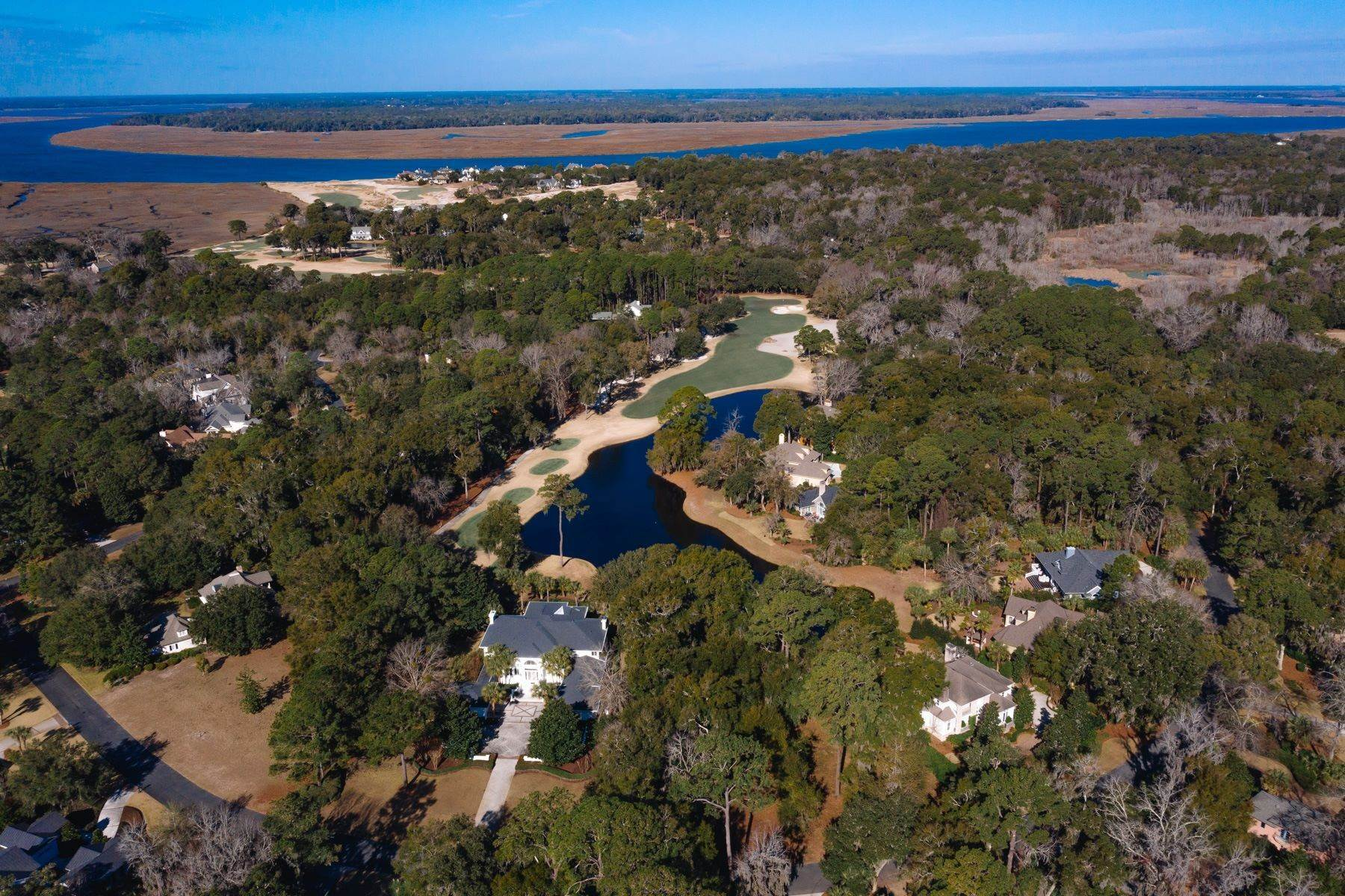 12. Land for Sale at Lagoon View 15 Hampton Lane Bluffton, South Carolina 29910 United States