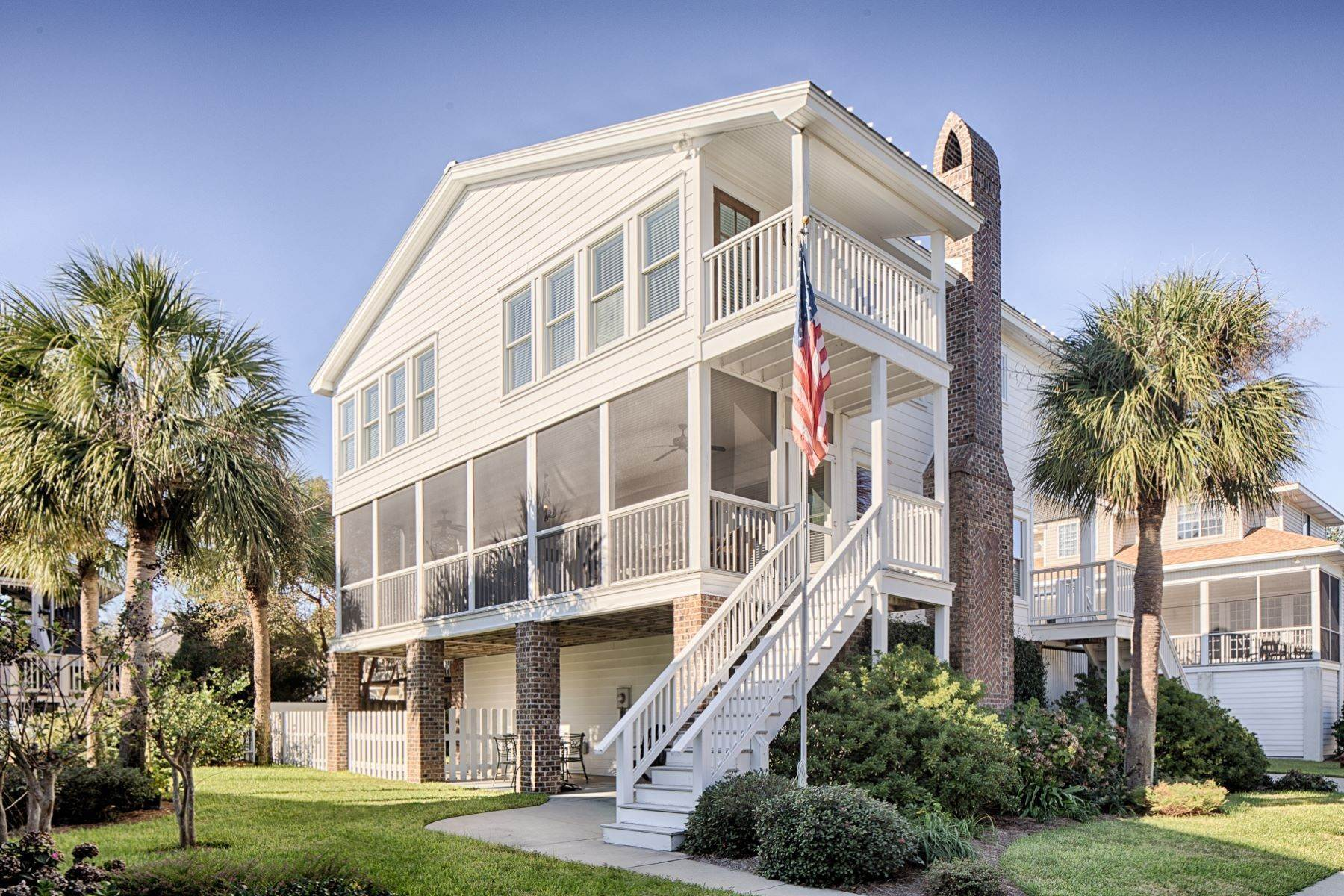 Single Family Homes for Sale at 5 11th Terrace Tybee Island, Georgia 31328 United States
