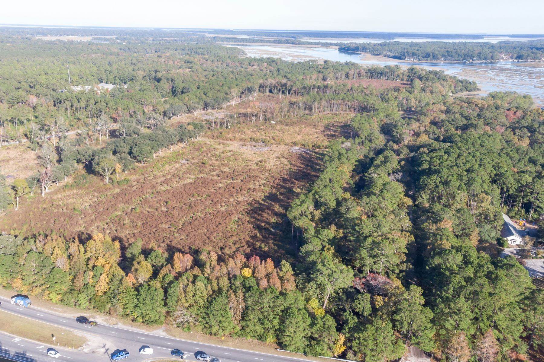 6. Land for Sale at 1691 Okatie Highway Okatie, South Carolina 29909 United States