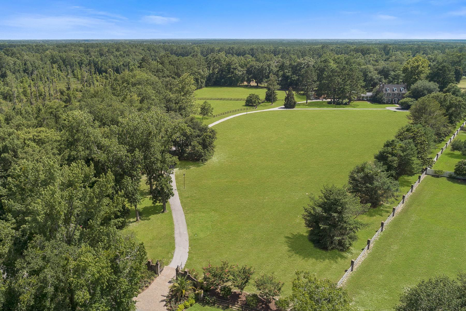 49. Farm and Ranch Properties for Sale at Private Equestrian Estate on 26+ acres 695 Honey Ridge Guyton, Georgia 31312 United States
