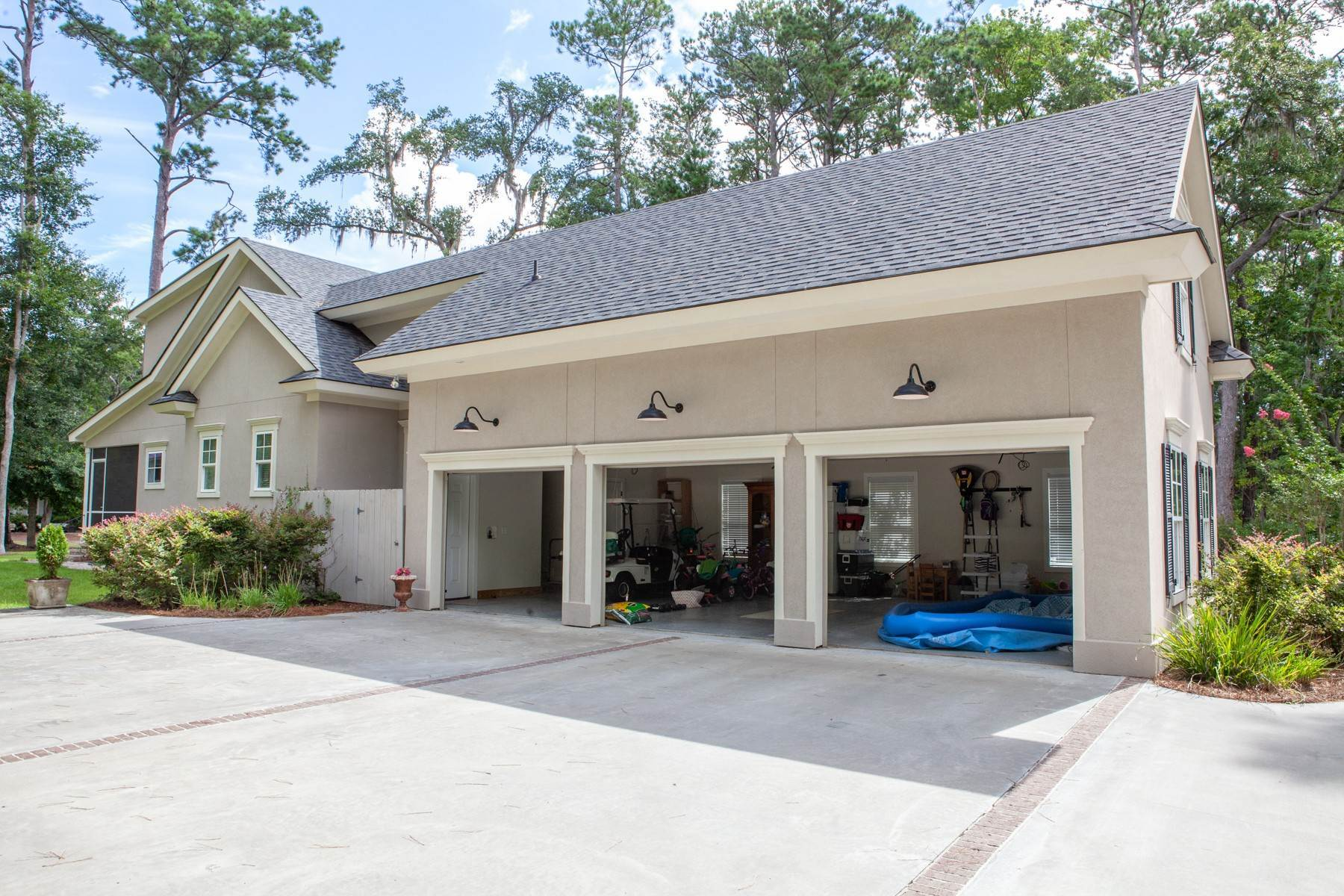 43. Single Family Homes for Sale at 73 Waterway Drive Skidaway Island, Georgia 31411 United States