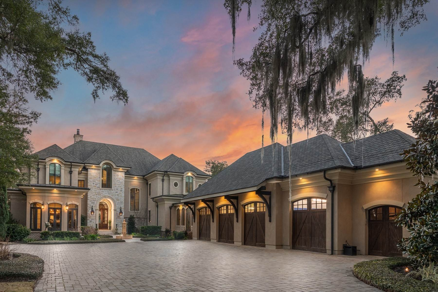 Single Family Homes for Sale at Exclusive Tidewater Landing 90 Tidewater Manor Hilton Head Island, South Carolina 29926 United States