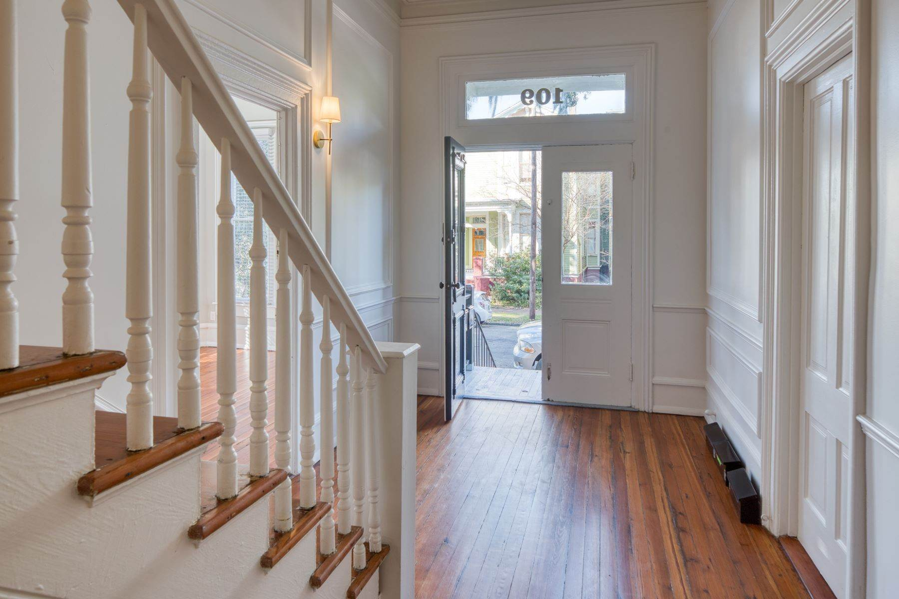 6. Property for Sale at Stunning Six Unit Victorian Apartment Building Near Forsyth Park 109 E Duffy Street Savannah, Georgia 31401 United States