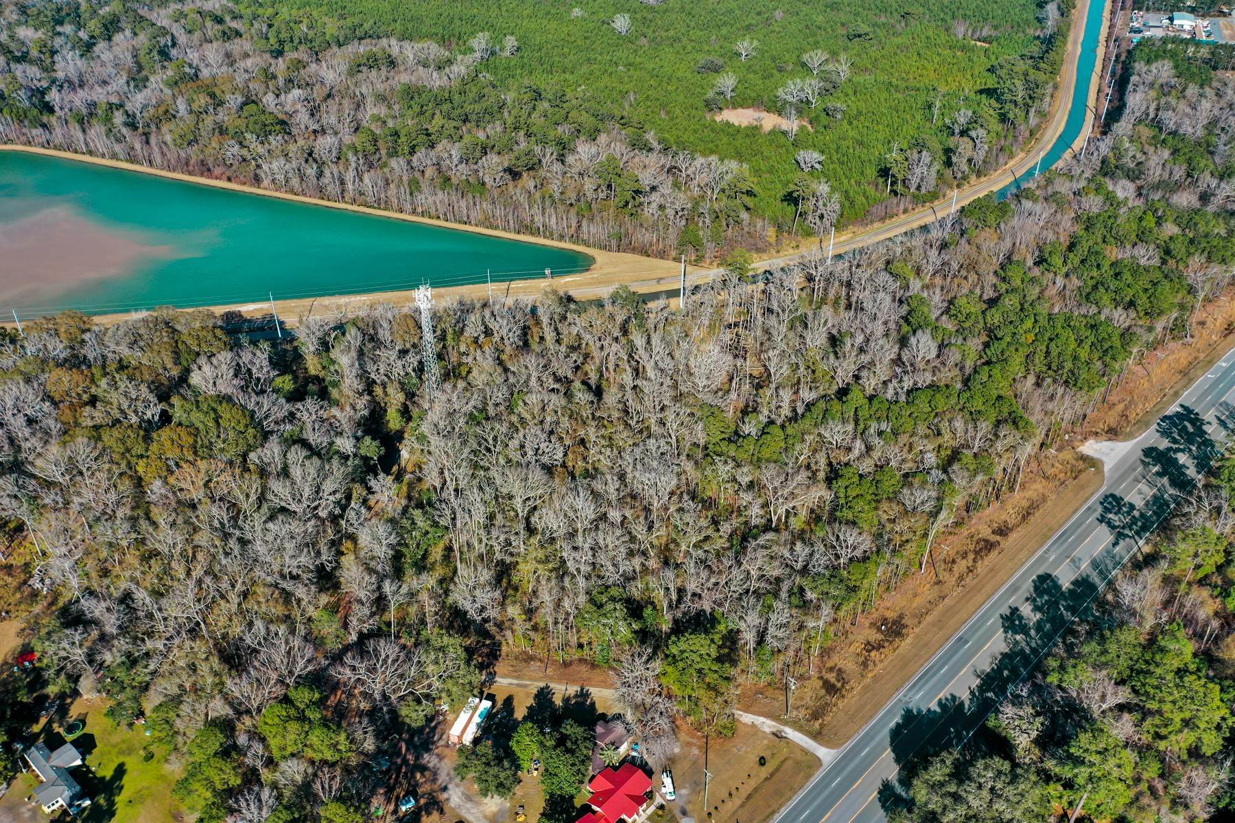 Land for Sale at 6143 N Okatie Highway Ridgeland, South Carolina 29936 United States