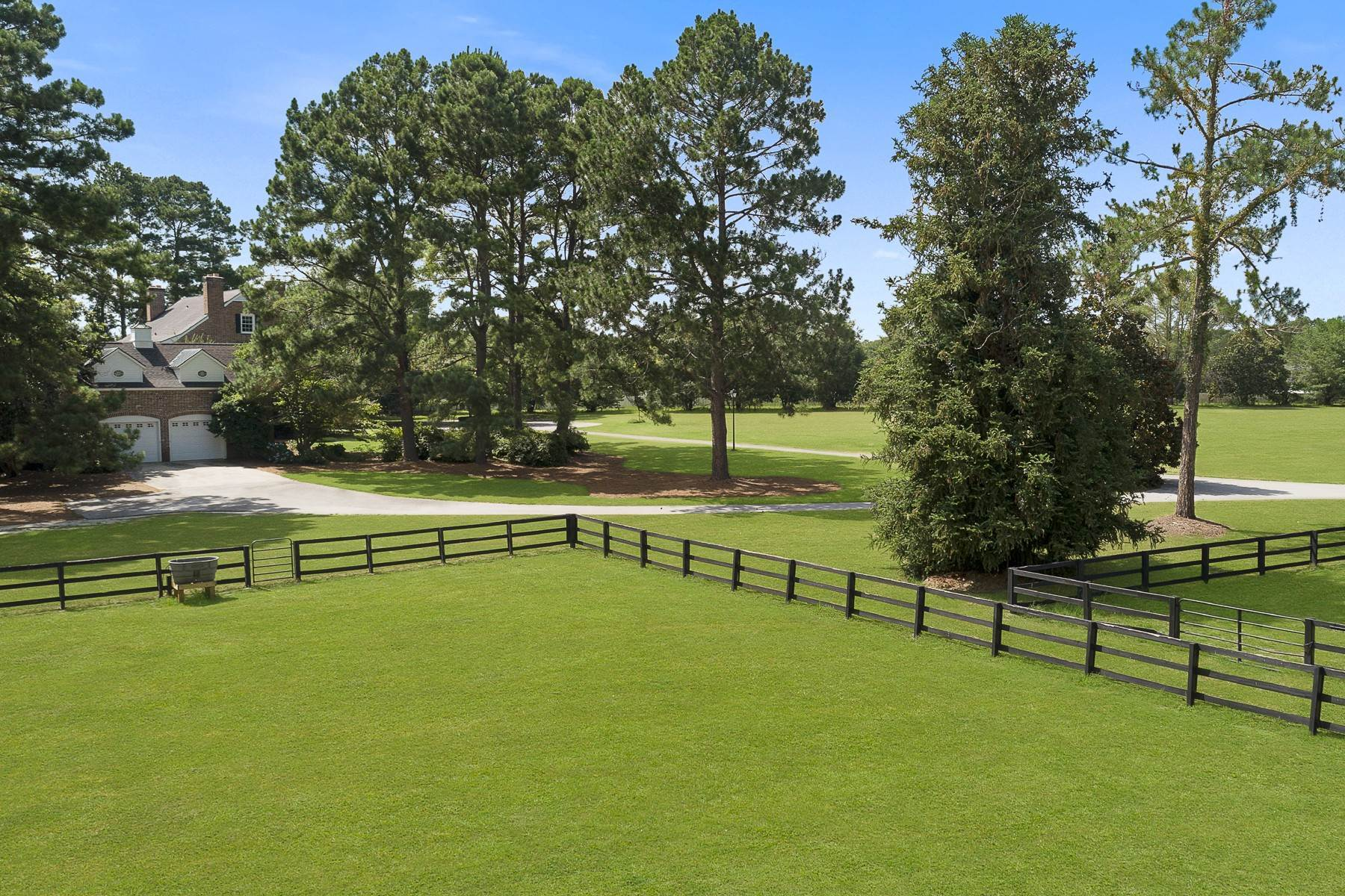 34. Farm and Ranch Properties for Sale at Private Equestrian Estate on 26+ acres 695 Honey Ridge Guyton, Georgia 31312 United States