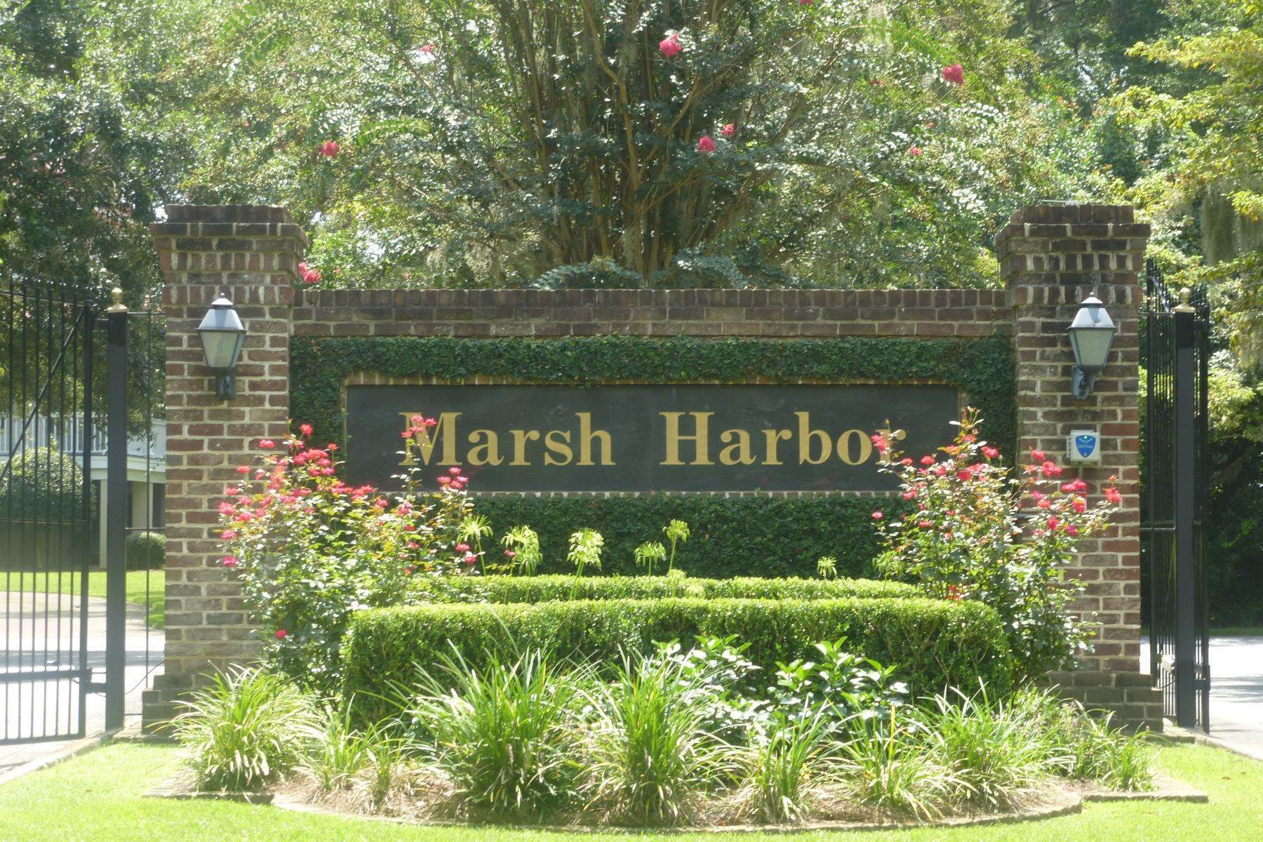 Land for Sale at Superior Lot with Eastern Marsh Views in Marsh Harbor on Whitemarsh Island 127 Marsh Harbor Drive Savannah, Georgia 31410 United States