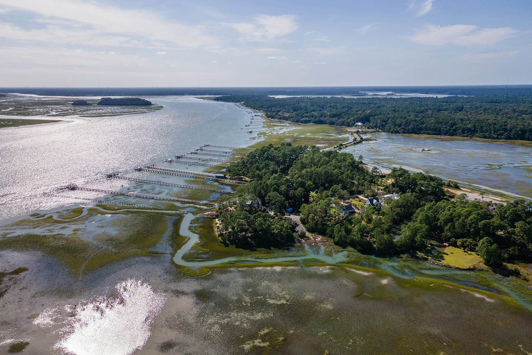 Land for Sale at 13 Palmetto Point Drive Bluffton, South Carolina 29910 United States