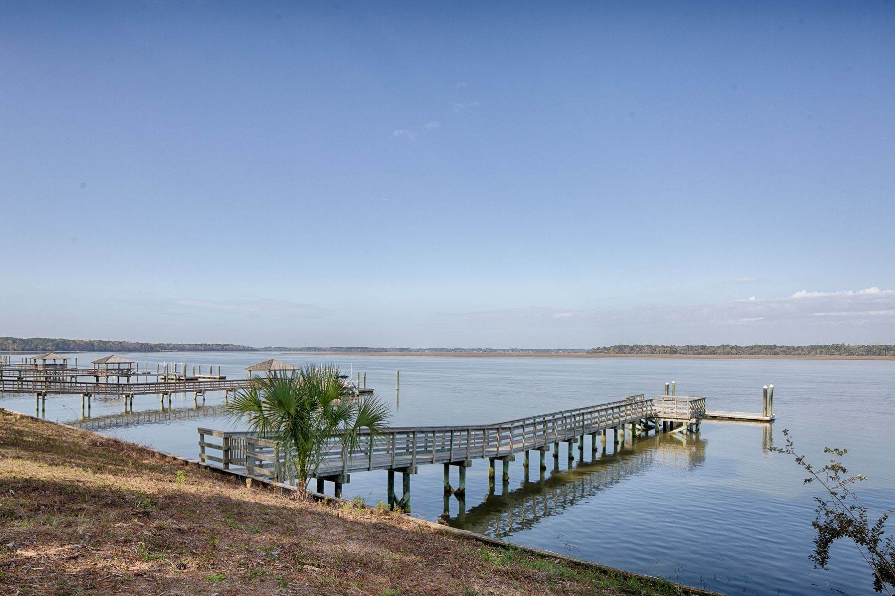 Land for Sale at 63 Oak Tree Road Bluffton, South Carolina 29910 United States