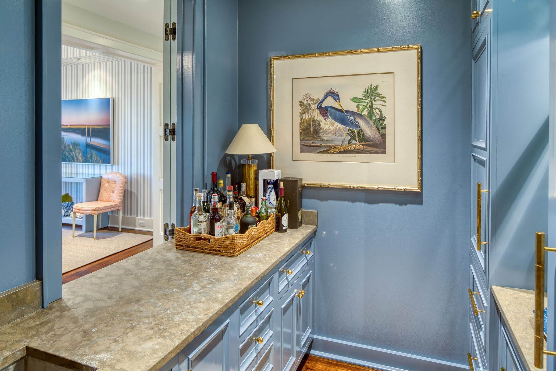 14. Single Family Homes for Sale at Premier Waterfront 71 North Calibogue Cay Hilton Head Island, South Carolina 29928 United States