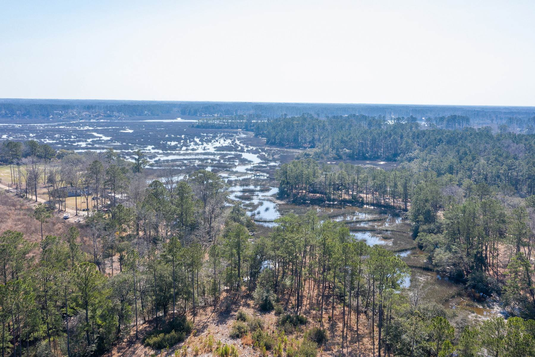 11. Land for Sale at 2 Cherry Point Rd Okatie, South Carolina 29909 United States