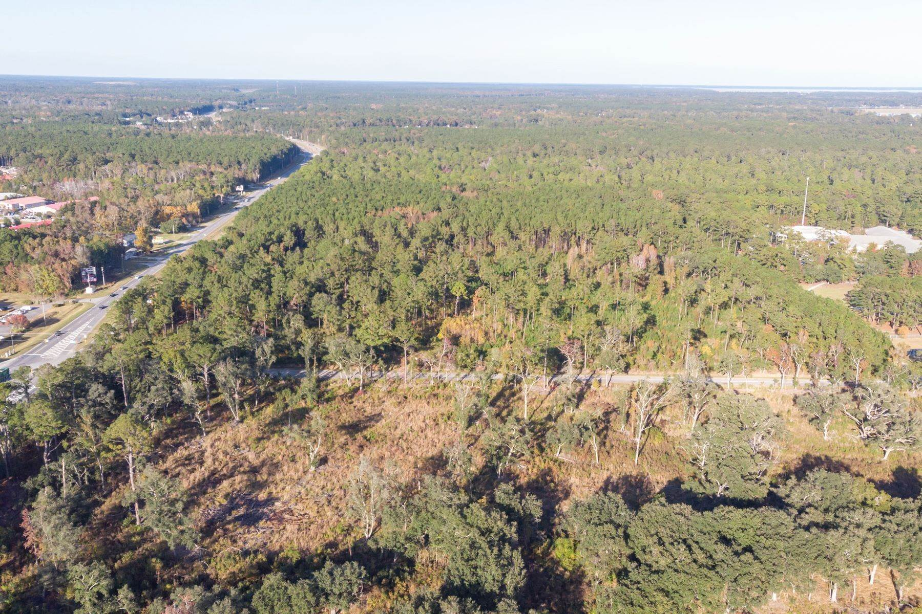11. Land for Sale at 1691 Okatie Highway Okatie, South Carolina 29909 United States
