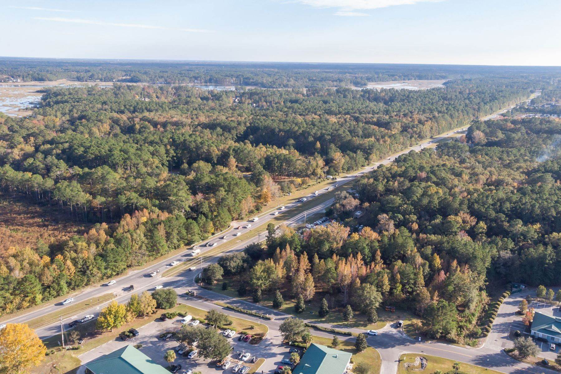 13. Land for Sale at 1691 Okatie Highway Okatie, South Carolina 29909 United States