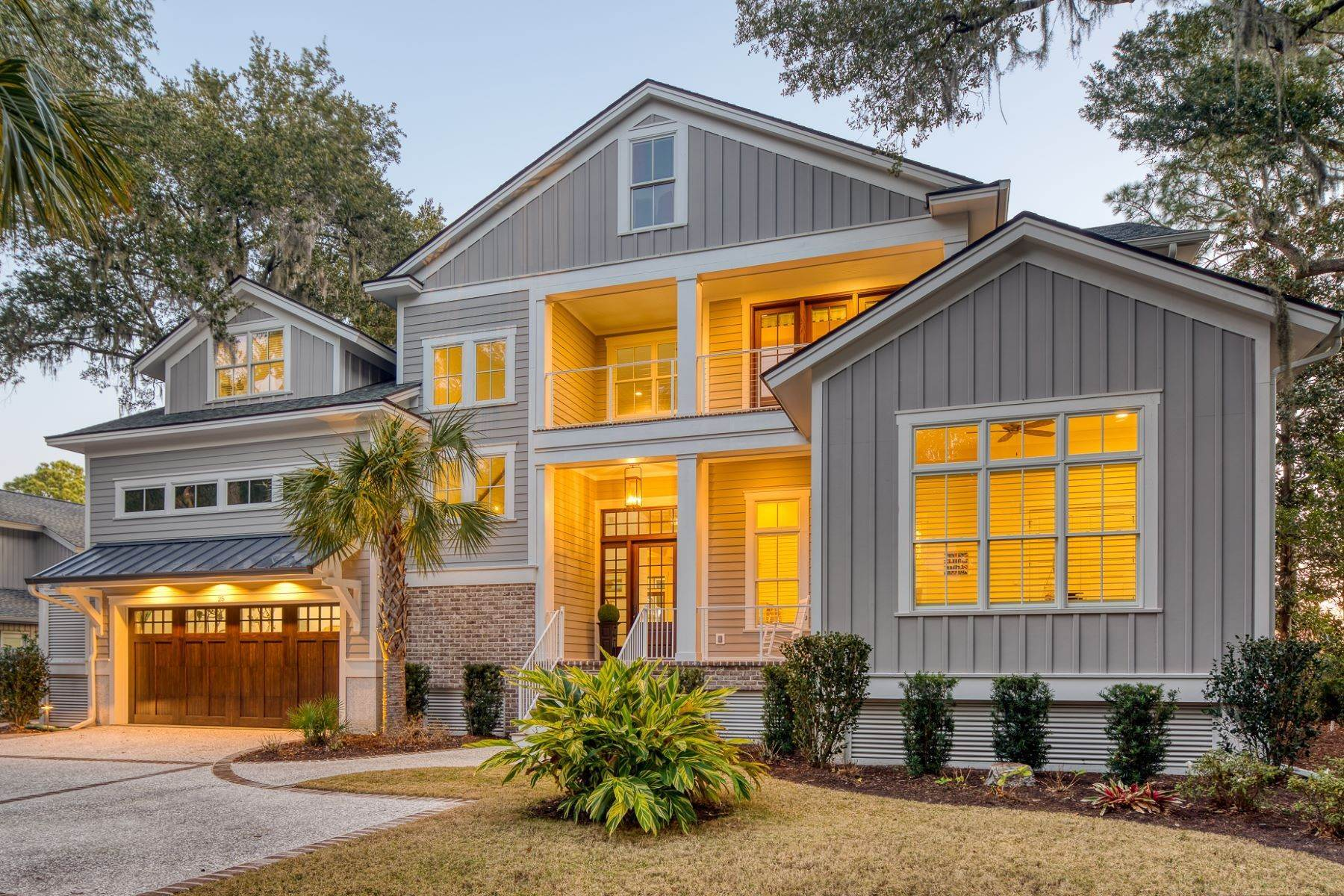 Single Family Homes por un Venta en Hilton Head Island 25 China Cockle Way Hilton Head Island, Carolina del Sur 29926 Estados Unidos