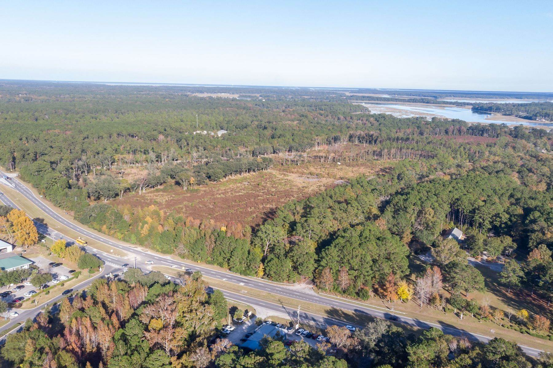 7. Land for Sale at 1691 Okatie Highway Okatie, South Carolina 29909 United States