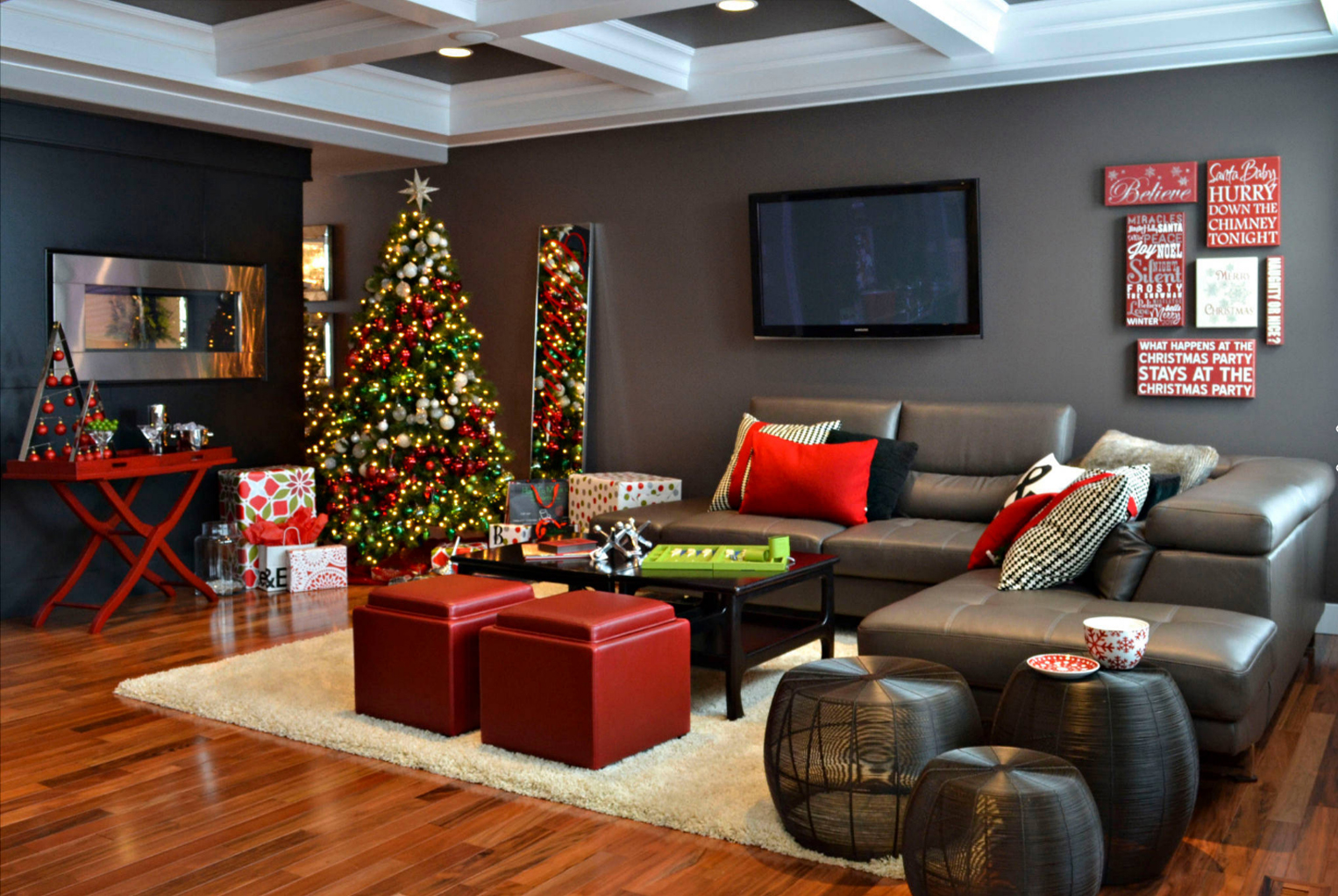 How to Decorate for the Holidays When Your Home Is for Sale - Celia ...